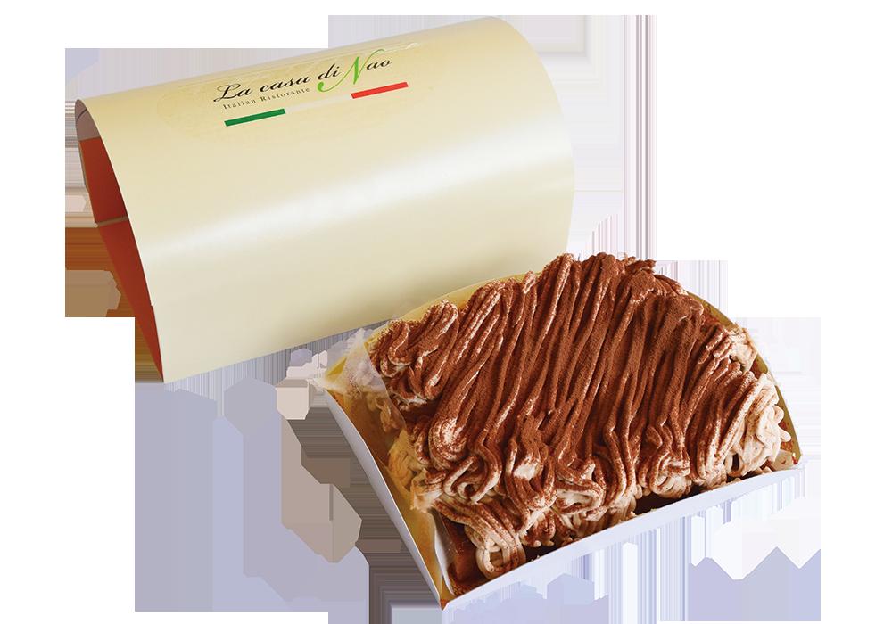 モンブランプリンケーキ